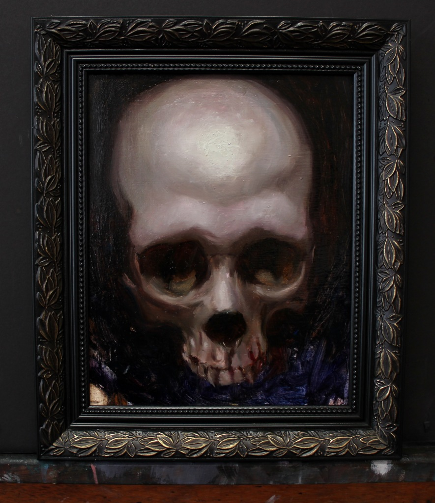 Night Skull, Anthony Cramer, 2016